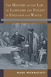 The History of the Law of Landlord and Tenant in England and Wales 21010258