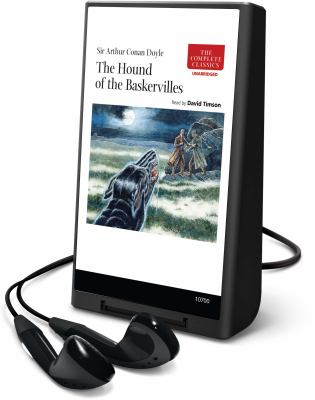 The Hound of the Baskervilles [With Earbuds]