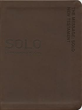 Message: Solo New Testament-MS 9781615215331