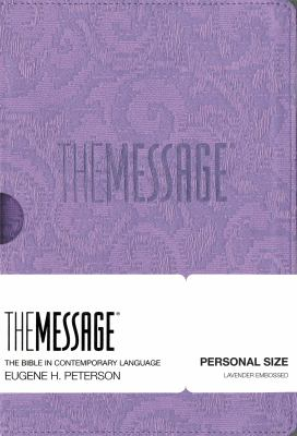 The Message Lavender Embossed 9781612911236