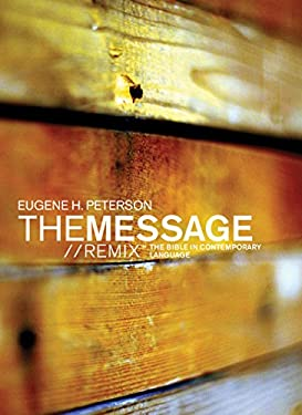 Message Remix 2.0 Bible-MS: The Bible in Contemporary Language 9781617479496