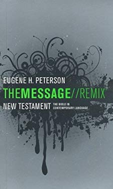 Message Remix New Testament-MS 9781615212798