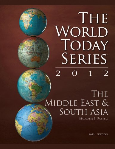 The Middle East and South Asia 2012 9781610488891