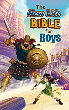 New Life Bible for Boys-NM 9781616269722