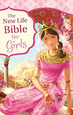 New Life Bible for Girls-NM 9781616269739
