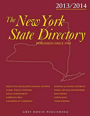 The New York State Directory 2013/14 9781619251250
