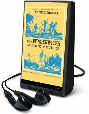 The Penderwicks at Point Mouette [With Earbuds] 9781617074349