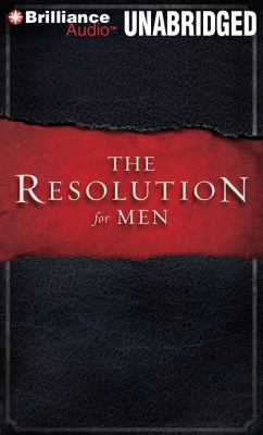 The Resolution for Men 9781611064001