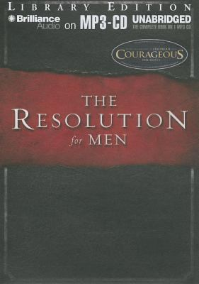 The Resolution for Men 9781611064032