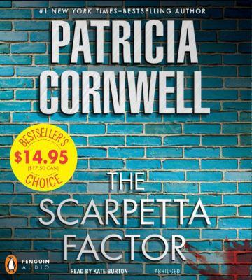 The Scarpetta Factor 9781611760323