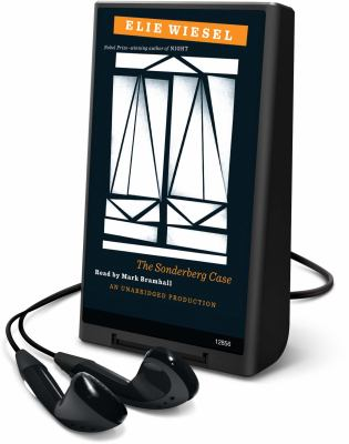 The Sonderberg Case [With Earbuds] 9781616379278