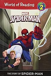 The Story of Spider-Man (World of Reading, Level 2) 22282624