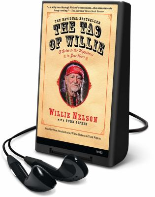 The Tao of Willie: A Guide to the Happiness in Your Heart [With Headphones] 9781616375201