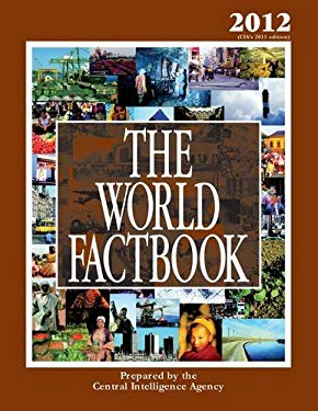 The World Factbook 2012: CIA's 2011 Edition 9781612345185