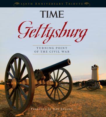 Time Gettysburg 9781618930538