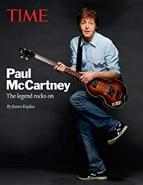 Time Paul McCartney 9781618930248