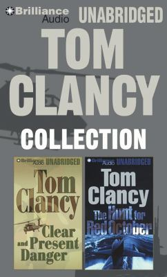 Tom Clancy Collection: Clear and Present Danger/The Hunt for Red October 9781611061215