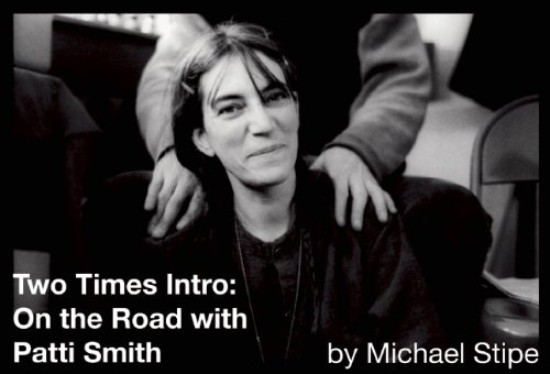 2xIntro: On the Road with Patti Smith 9781617750236