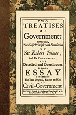 Two Treatises of Government 9781616190347