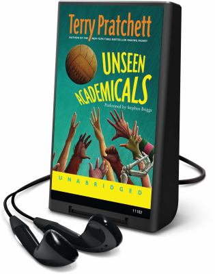Unseen Academicals [With Earbuds]