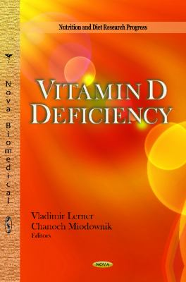 Vitamin D Deficiency 9781614709640