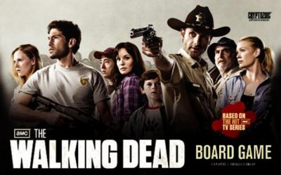 Walking Dead TV Board Game 9781617680892