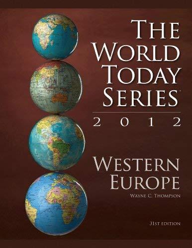 Western Europe 2012 9781610488976