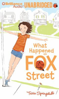 What Happened on Fox Street 9781611061147