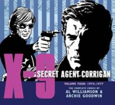 X-9: Secret Agent Corrigan Volume 4 9781613772362