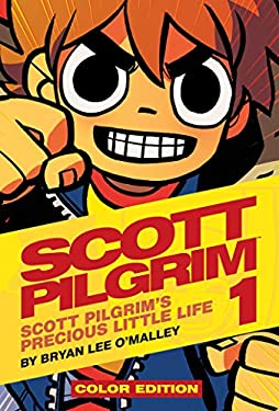 Scott Pilgrim Color Hardcover Volume 1: Precious Little Life