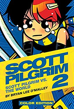 Scott Pilgrim Color Hardcover Volume 2: vs. the World 9781620100011