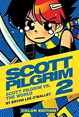 Scott Pilgrim Color Hardcover Volume 2 : Vs. the World