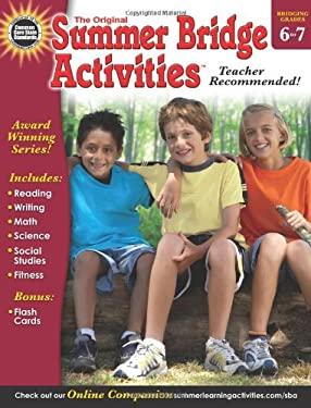 Summer Bridge Activities, Grades 6 - 7: NONE