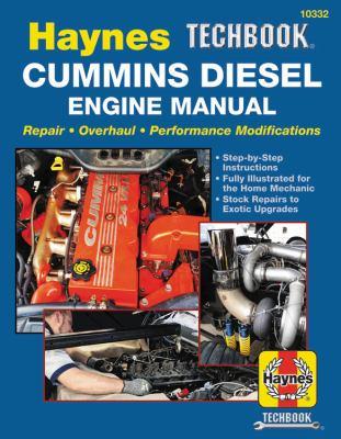 Cummins Diesel Engine Performance Techbook (Automotive Tech Series)