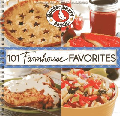 101 Farmhouse Favorites 9781620930076