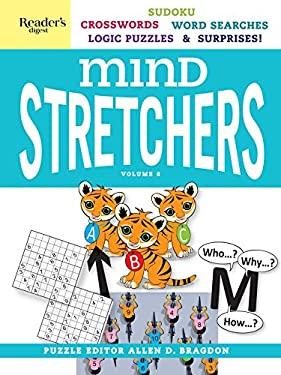Reader's Digest Mind Stretchers Puzzle Book Vol. 6