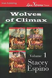 Wolves of Climax, Volume 1 [Surrounded by Wolves: Garret's Domination : Matthew's Return] (Siren Publishing LoveXtreme Forever- Se 19939306