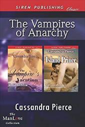 The Vampires of Anarchy [The Vampire's Vacation: Island Prince] (Siren Publishing Classic ManLove) 19939313