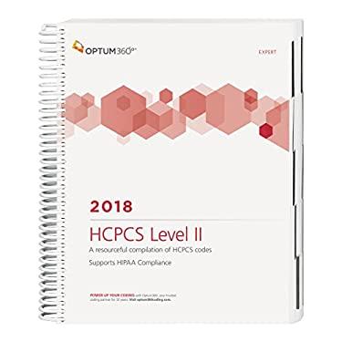 HCPCS Level II Expert 2018 (Spiral) (HCPCS Level II Expert (Spiral))