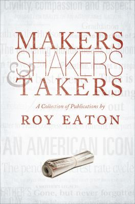 Makers, Shakers & Takers 9781622951307