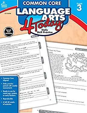 Language Arts 4 Today, Grade 3
