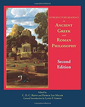 Introductory Readings in Ancient Greek and Roman Philosophy - 2nd Edition