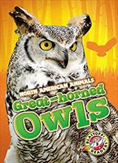 Great-horned Owls (North American Animals) 23607495