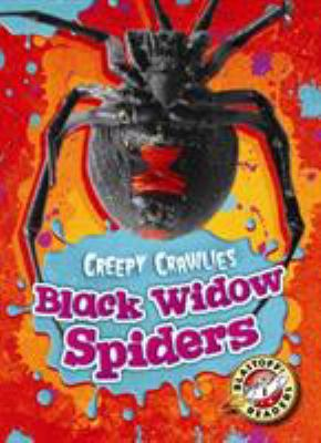 Black Widow Spiders (Creepy Crawlies)
