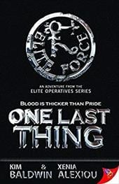 One Last Thing (The Elite Operatives) 22698953