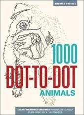 Image of 1000 Dot-to-Dot: Animals