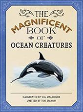 The Magnificent Book of Ocean Creatures 23584677