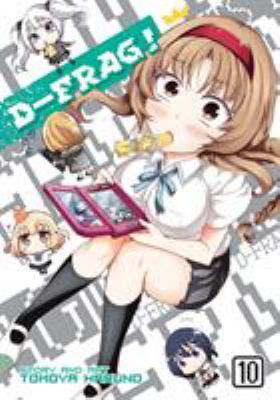 D-Frag! Vol. 10 (D-Frag!, 10)