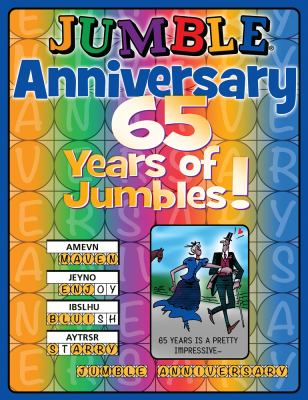 Jumble Anniversary: 65 Years of Jumbles!