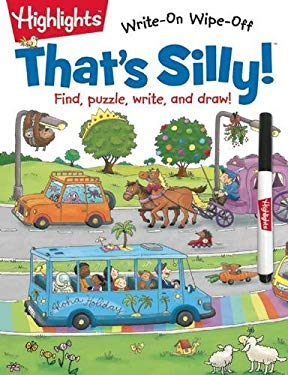 Thats Silly! (Write-On Wipe-Off Activity Books)